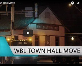White Bear Lake Town Hall Move